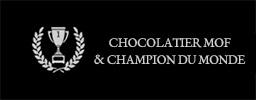 Chocolatier champion du monde MOF