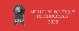 Meilleure boutique de chocolat 2017