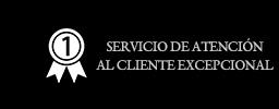 Servicio de atencion al cliente excepcional