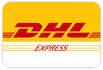 Fast delivery by DHL worldwide