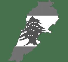Entrega de chocolates en en Líbano
