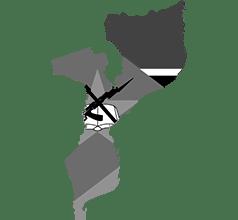 Livraison de chocolats en Mozambique