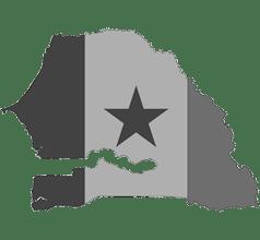 Livraison de chocolats au Sénégal