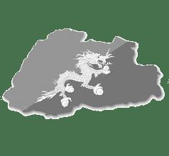Livraison de chocolats au Bhoutan