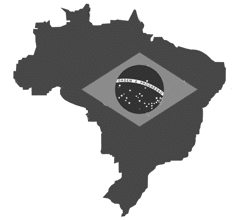 Livraison de chocolats au Brésil