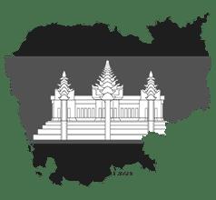 Livraison de chocolats au Cambodge