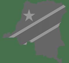 Livraison de chocolats en la República Democrática del Congo