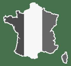 Livraison de chocolats en Francia